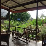 Sitting Area & Garden