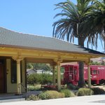 Niles Canyon Railway Station, Fremont, CA