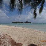 belle plage de Tikehau