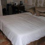 Comfortable bedding for a good night sleep