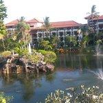 лагуна отеля