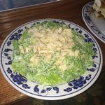 Yummy Chicken Caesar Salad