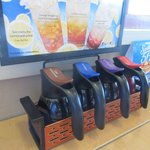 IHOP Milpitas, CA - Which flavor syrup today? with yummy pancakes