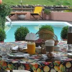 Our morning breakfast spot