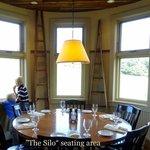 Silo seating