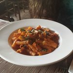 Bolognese with veal and wild boar