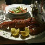 Lobster!!! Delicious and super cheap!