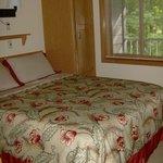 Bedroom in Two Bedroom Suite