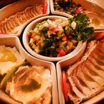 Mixed Mezzah Platter