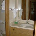 Bathroom in Two Bedroom Suite