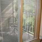 Balcony of Two Bedroom Suite