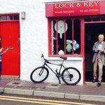Kinsale shop keeper