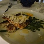 branzino fillet which I was in love with