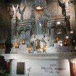 Sainte Marguerite's tomb