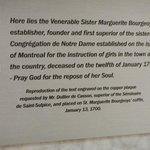 Ste Marguerite information