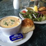 Best chowder in Nova Scotia! Great bang for your buck.