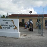 Arthur's Town Airport