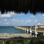Juno Beach Pier by Paula Walker