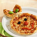 Our signature style kids pizza!