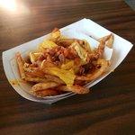 Horrible fries... BIG Mistake