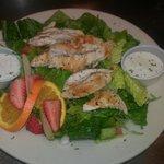 Amazing salad at Spirits!