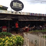 Britto's...a view from the beach