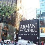Торговый дом Armani