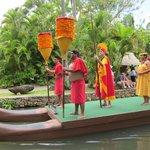 Canoe Parade of Islands