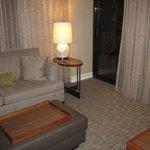 Corner Suite w/ Balcony