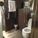 Bathroom - Disabled room