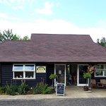 Foto de Durleighmarsh Tea  Barn