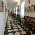 couloir de l hotel