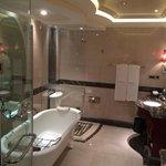 The Bathroom, Double Vanity