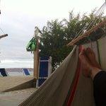 Hamacas y salida a la playa