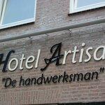 Voorgevel van Hotel / Restaurant
