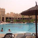 piscine et hotel