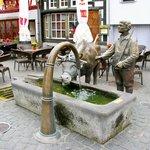 Fontaine au boeuf