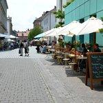 Mato Konstanz Terrasse seitlich