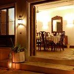 Dzumbe House night