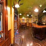 The guided tours take you on a trip back in time through the history of beer.