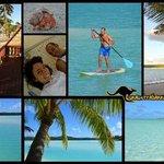 Aitutaki and the Vaka Cruise