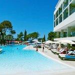 Hotel Laguna Parentium Foto