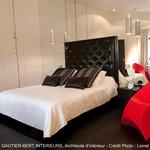 Chambre Design : Grand lit 180x200