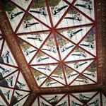 Magpie ceiling