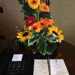 fiori in camera freschi