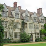 Anglesey Abbey from the lawn