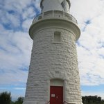 Short lighthouse - perfect for those who don't like to climb too many stairs.
