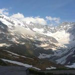 stunning southeast panorama w glacier