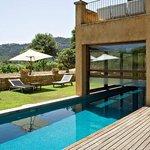 View of indoor/outdoor pool