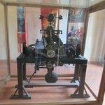Il meccanismo originale dell'orologio